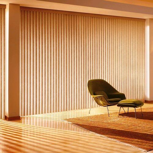 Foto 1 - Persiana Vertical Polyester - Medida 1,80 x 1,80 - Com Bandô