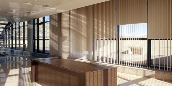 Foto2 - Persiana Vertical Rústica - Coleção Dohler - 1,80 x 1,80 - Com Bandô