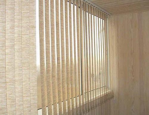 Foto6 - Persiana Vertical Rústica - Coleção Dohler - 1,80 x 1,80 - Com Bandô