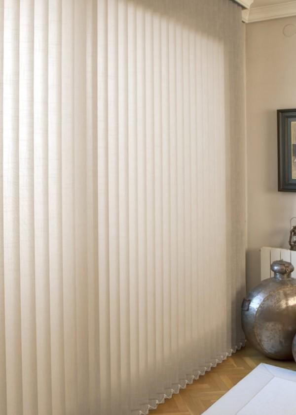 Foto7 - Persiana Vertical Rústica - Coleção Dohler - 1,80 x 1,80 - Com Bandô