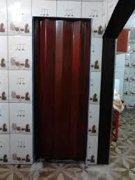 Foto 1 - Porta Sanfonada de PVC - Medida 0,80 Largura x 2.10 Altura