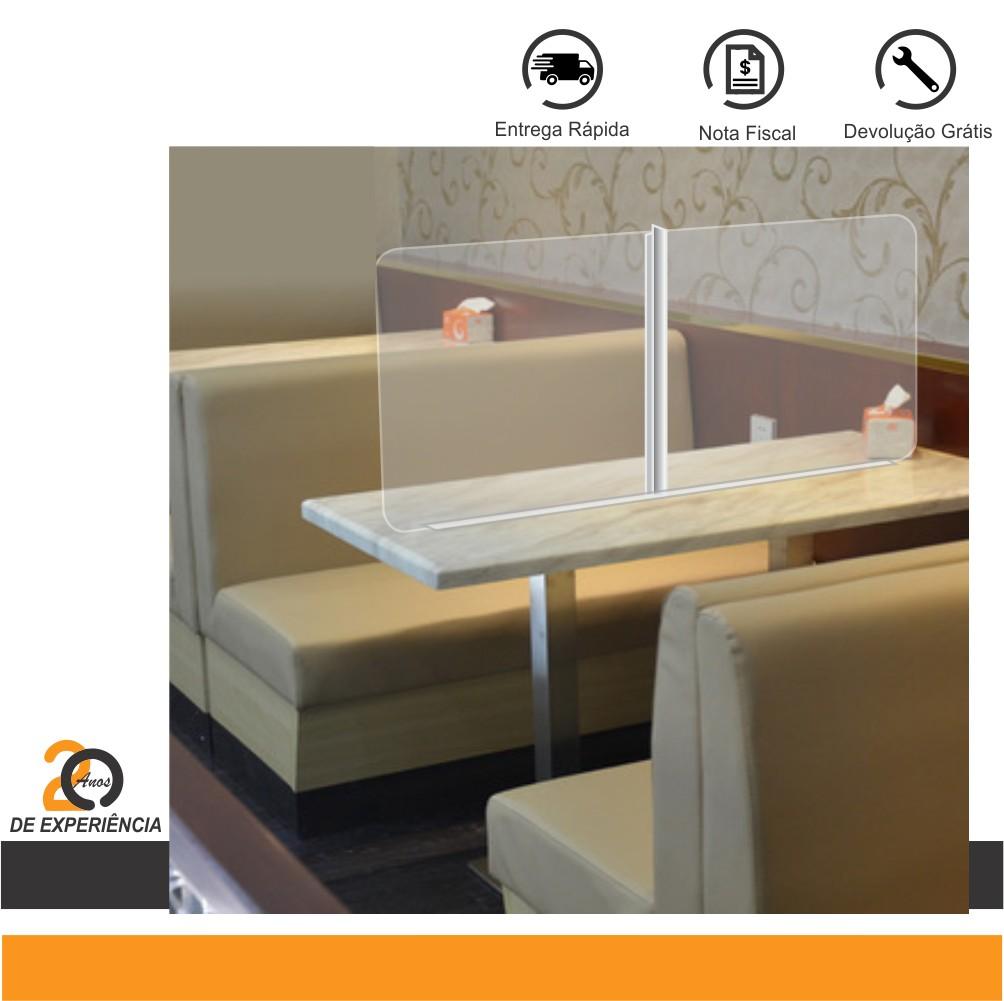 Foto 1 - Divisória para Restaurantes e Bares