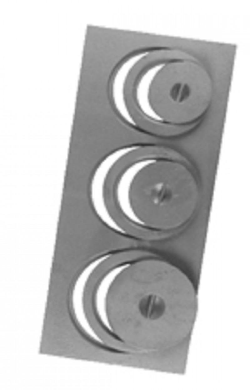Imagem do produto Chapa para fogão 3 bocas c/redução