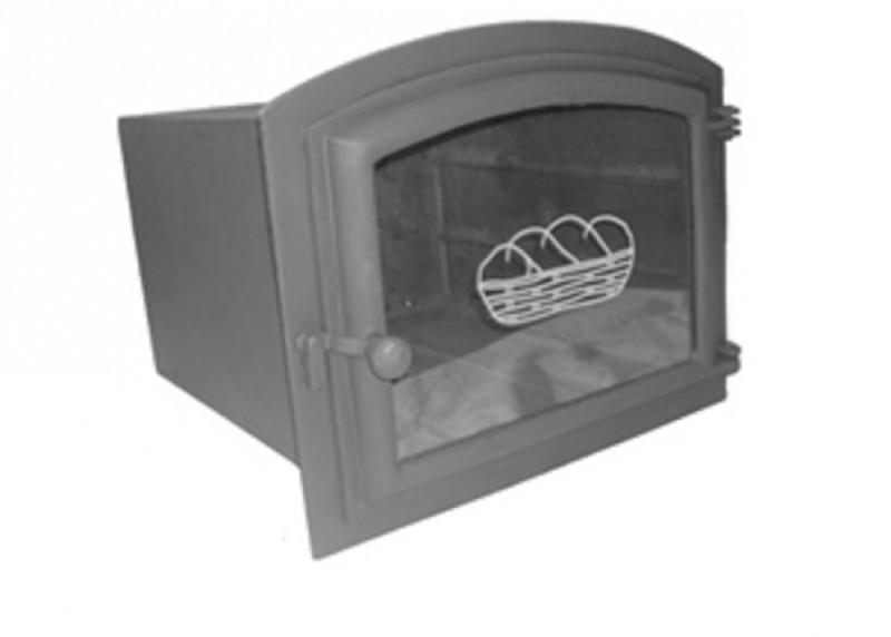 Imagem do produto Forno porta de vidro colonial