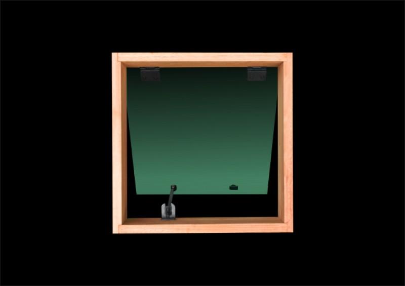 Imagem do produto Maximo ar vidro temperado (verde)