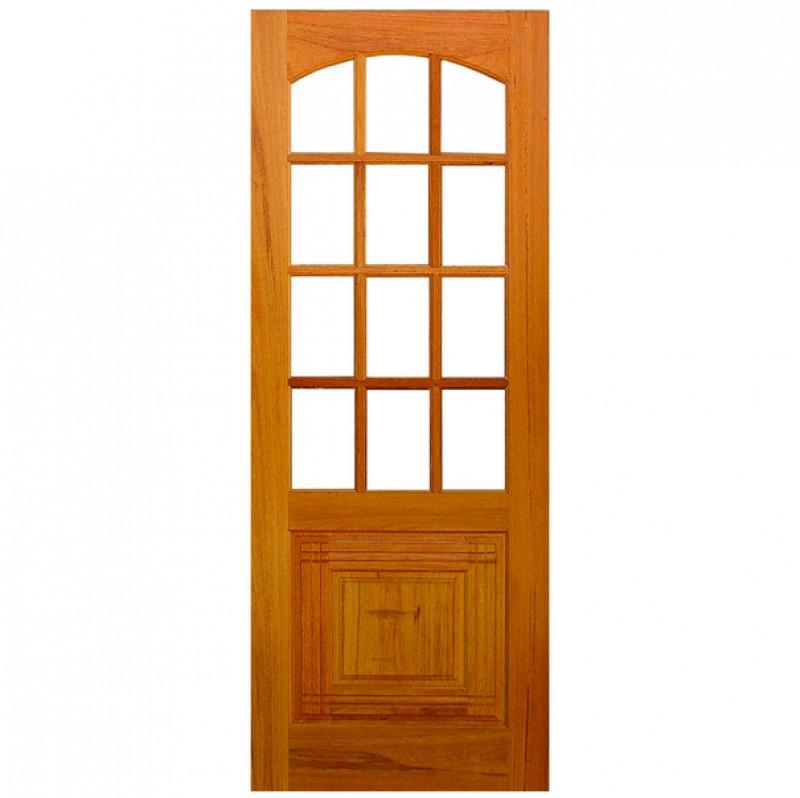 Imagem do produto Porta de madeira PSM 700 maciça (mista)