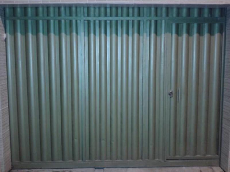Imagem do produto Portão redondo/meia-cana