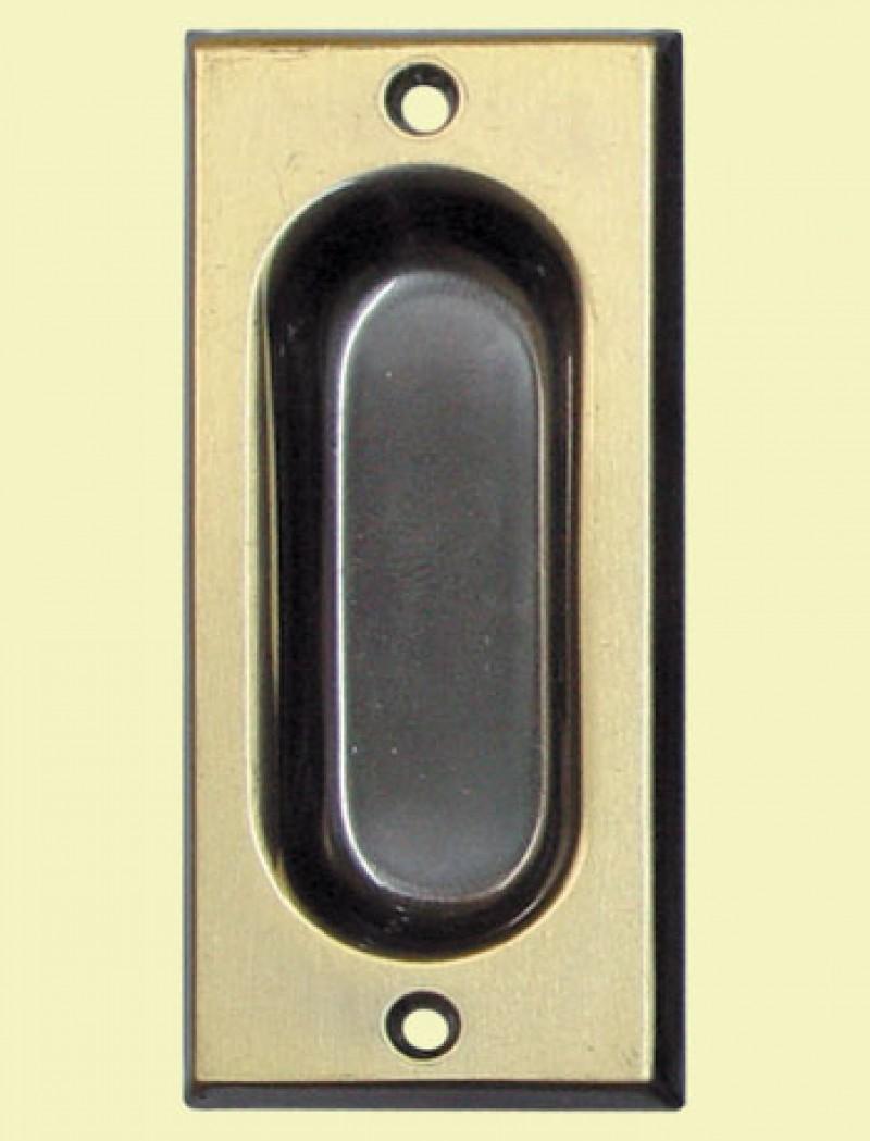 Imagem do produto Puxador concha para porta de correr