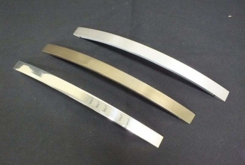 Foto2 - Puxador duplo tubular lateral curvo