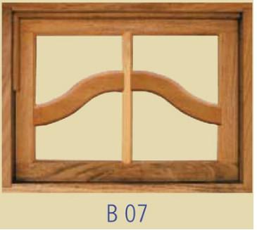 Imagem do produto BASCULA DE MADEIRA PIVOTANTE B-07
