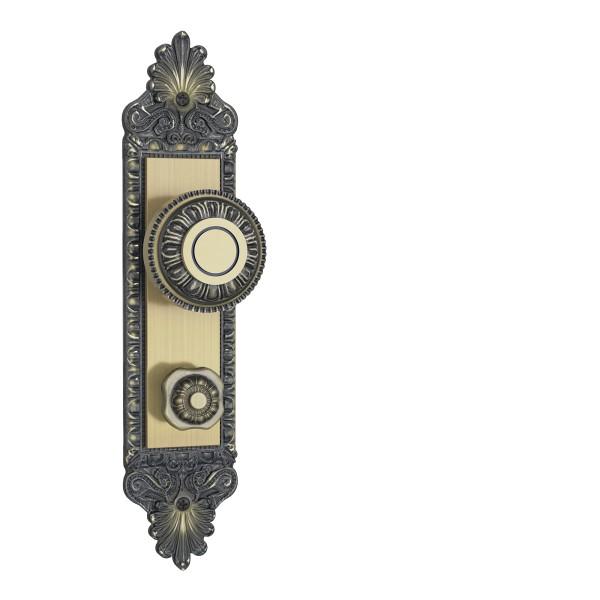 Imagem do produto FECHADURA 823/04 COLONIAL WC (STAM)