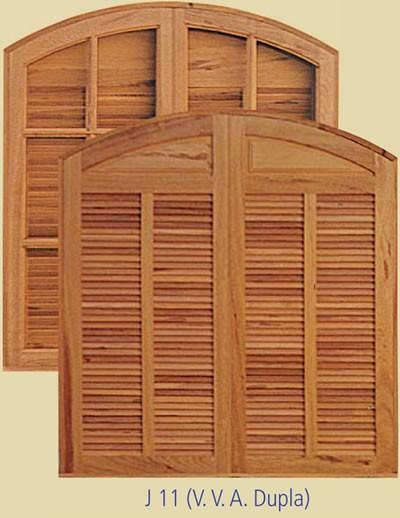 Imagem do produto JANELA DE ABRIR 4FLS IMPERIAL MADEIRA MACIÇA J11