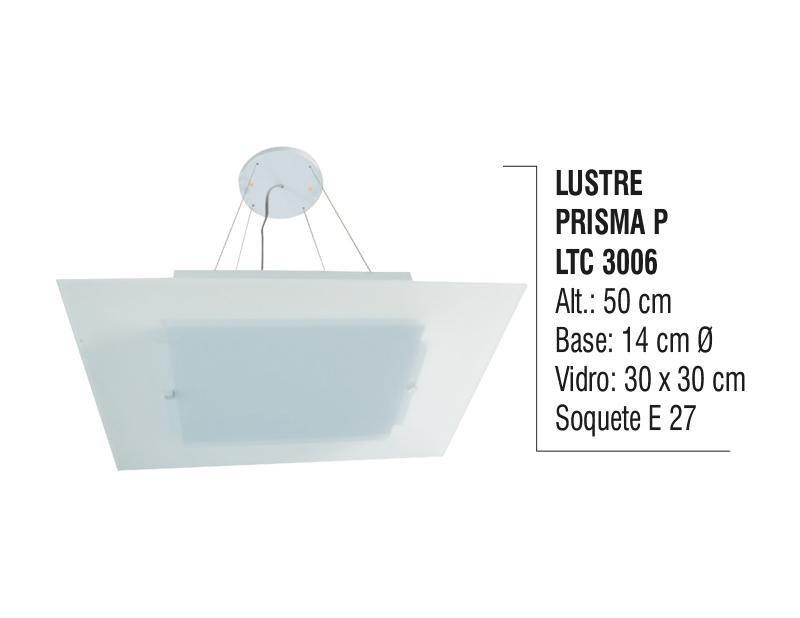 Imagem do produto LUSTRE PRISMA