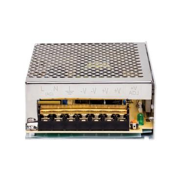 Imagem do produto FONTE CONV AUT AC/DC 12 8V 10A - EFM 1210