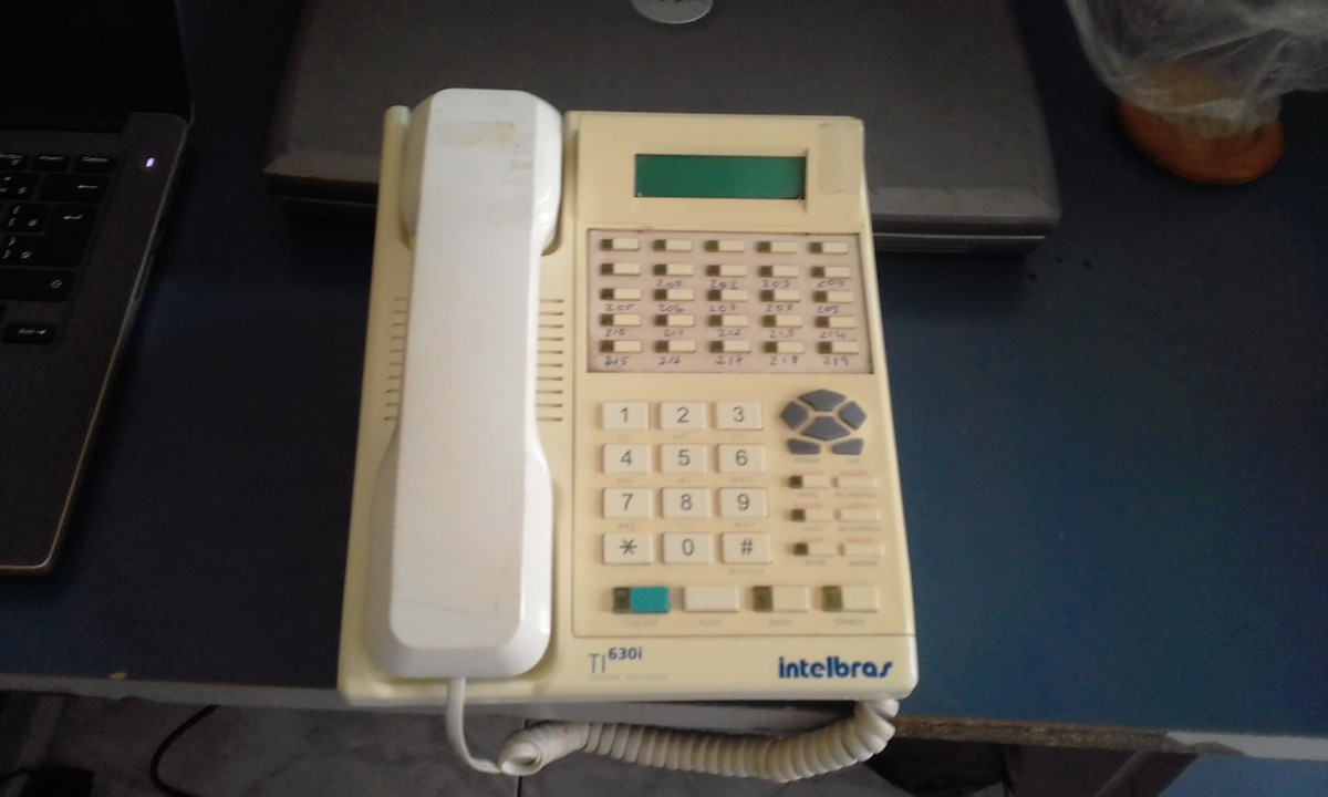 Imagem do produto INTELBRAS TI 630 I