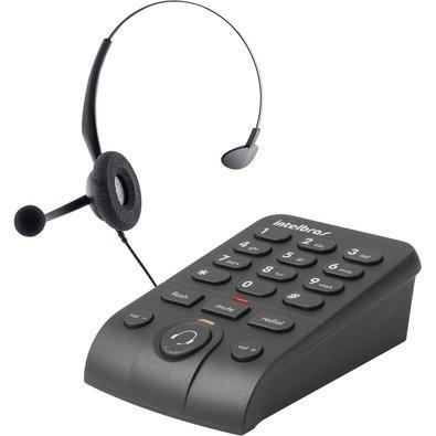 Foto2 - TELEFONE HEADSET INTELBRAS HSB 50