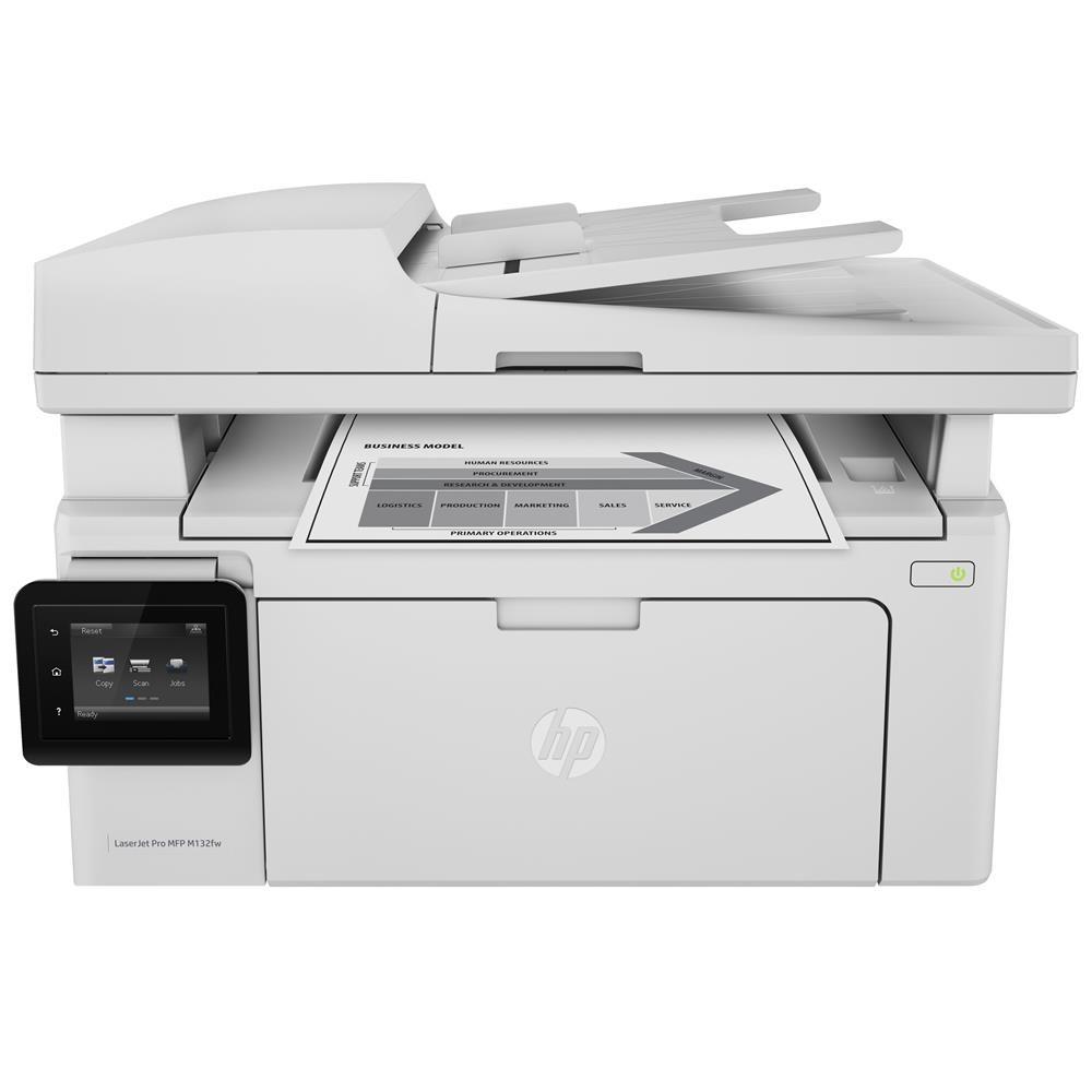 Imagem do produto IMPRESSORA MULTIFUNCIONAL HP LASERJET PRO M132FW WIRELESS