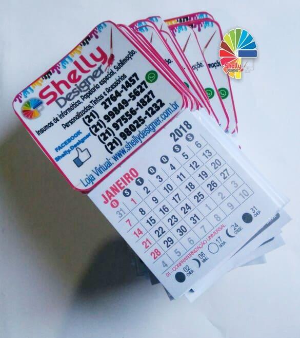 Mini Calendario.Mini Calendario Blocado