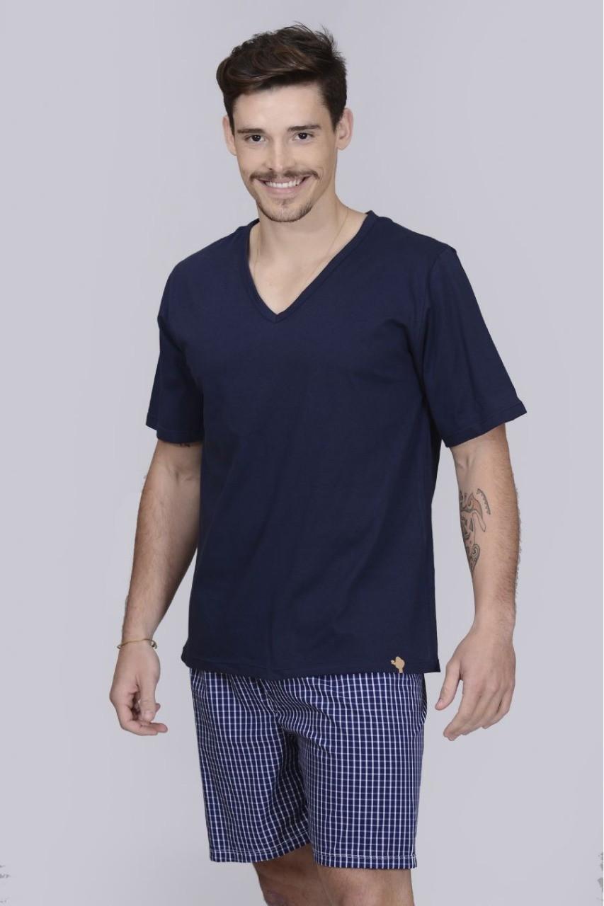 Foto 1 - Pijama masculino