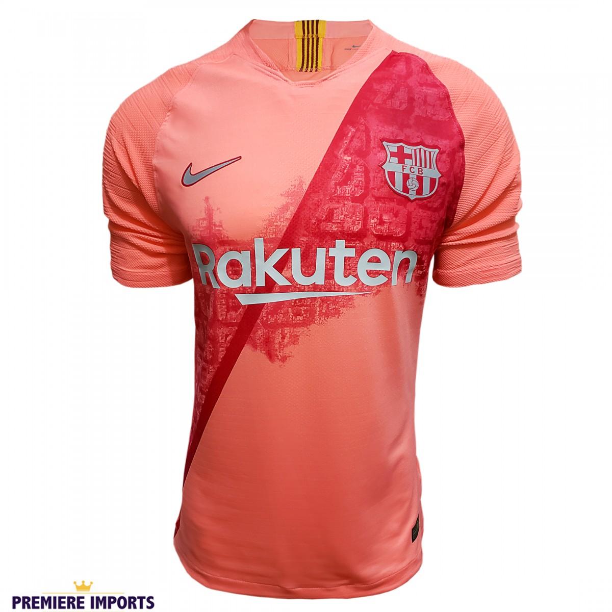 Foto 1 - Camisa Nike Barcelona Third 2018-19