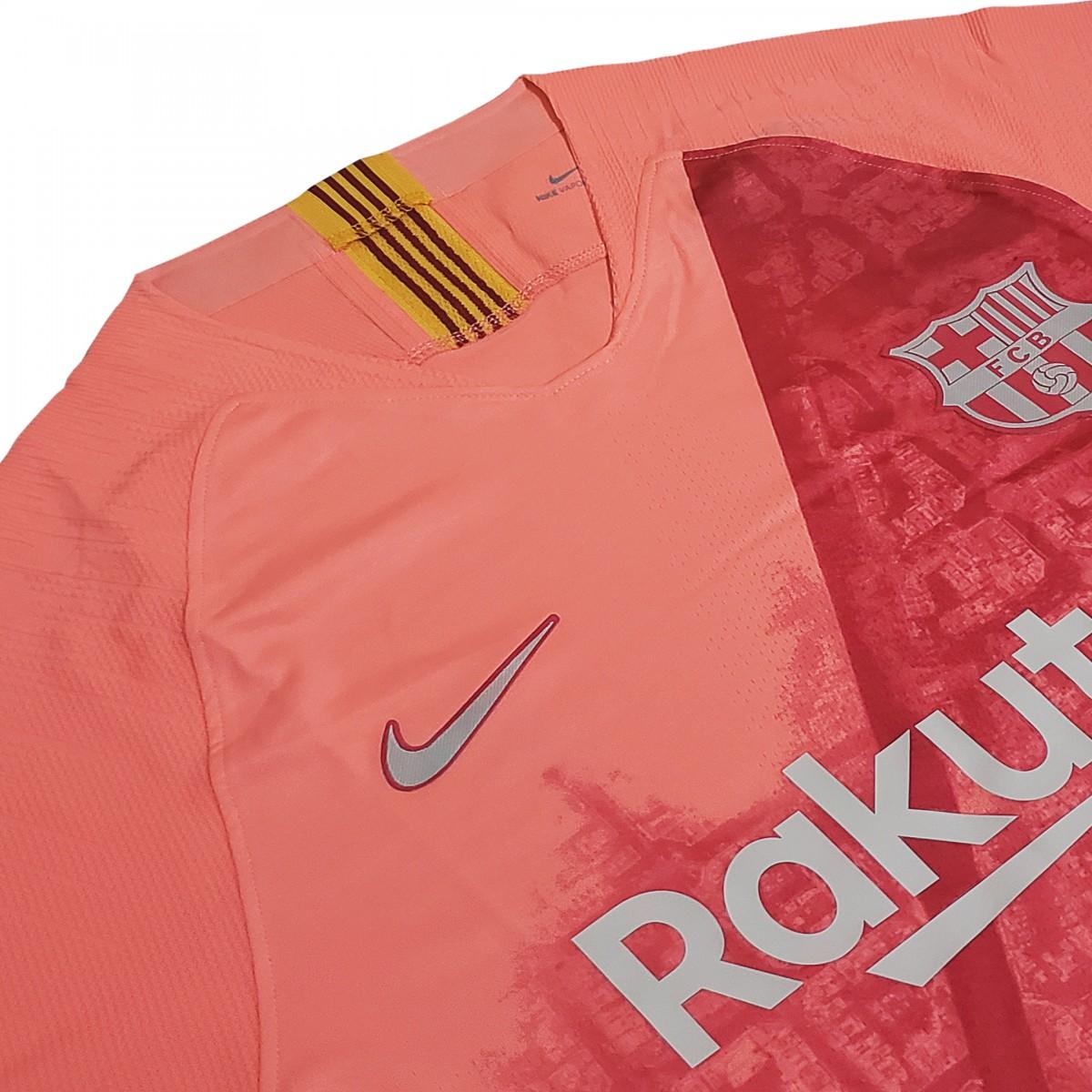 Foto2 - Camisa Nike Barcelona Third 2018-19
