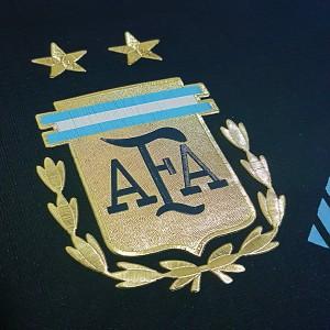 Foto2 - Camisa Oficial Argentina Away Messi 10 2018