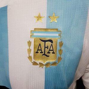 Foto2 - Camisa Oficial Argentina Home Messi 10 2018
