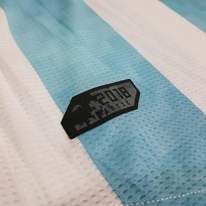 Foto6 - Camisa Oficial Argentina Home Messi 10 2018