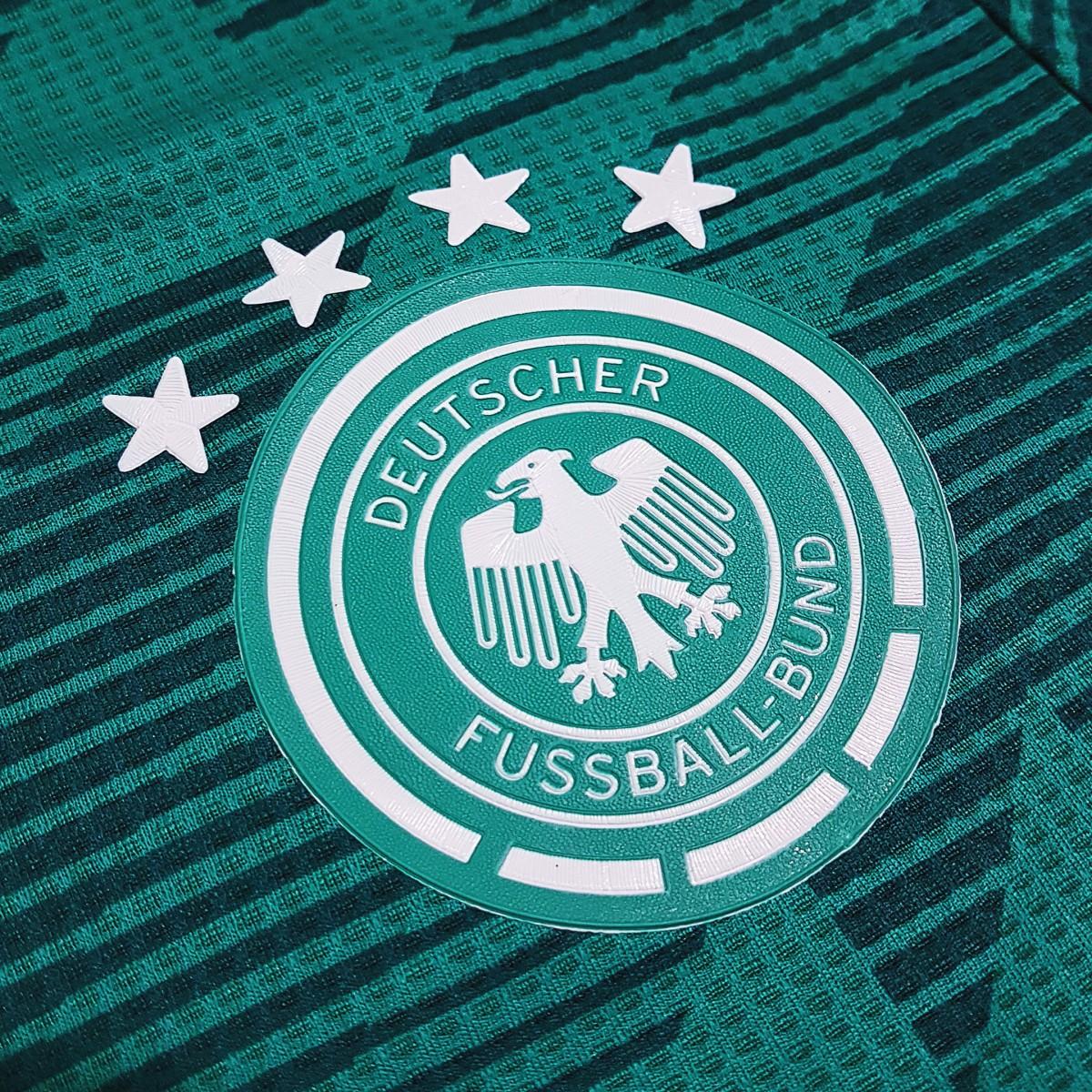 Foto3 - Camisa Oficial Alemanha Away 2018