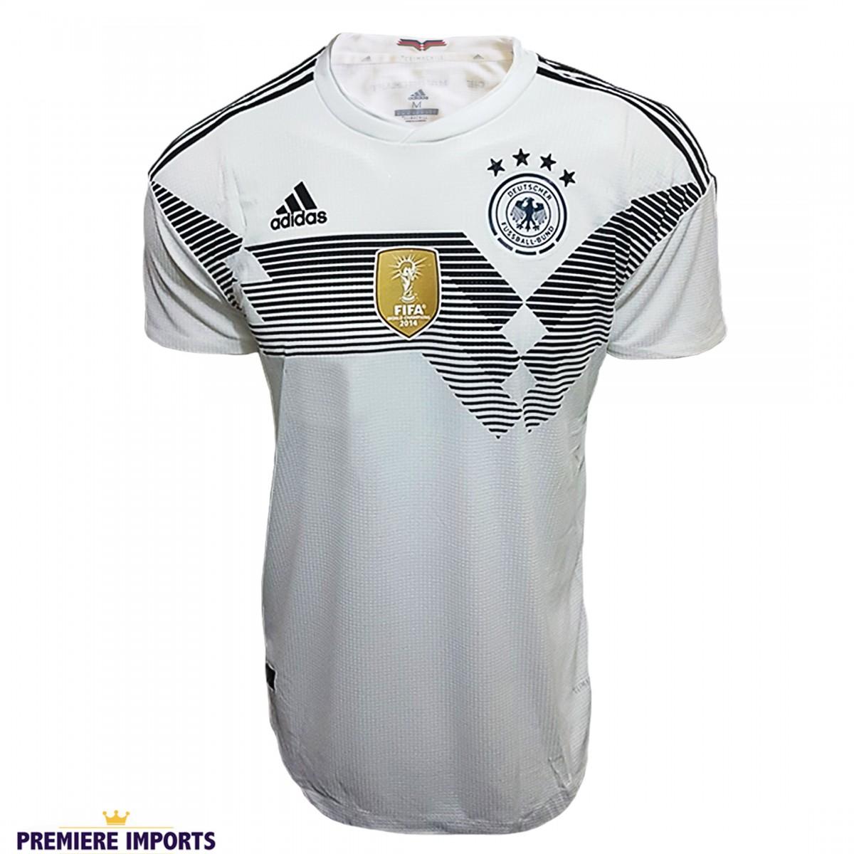 Foto 1 - Camisa Oficial Alemanha Home 2018