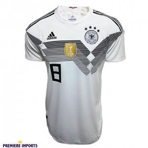 Foto1 - Camisa Oficial Alemanha Home 2018