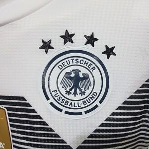 Foto2 - Camisa Oficial Alemanha Home 2018