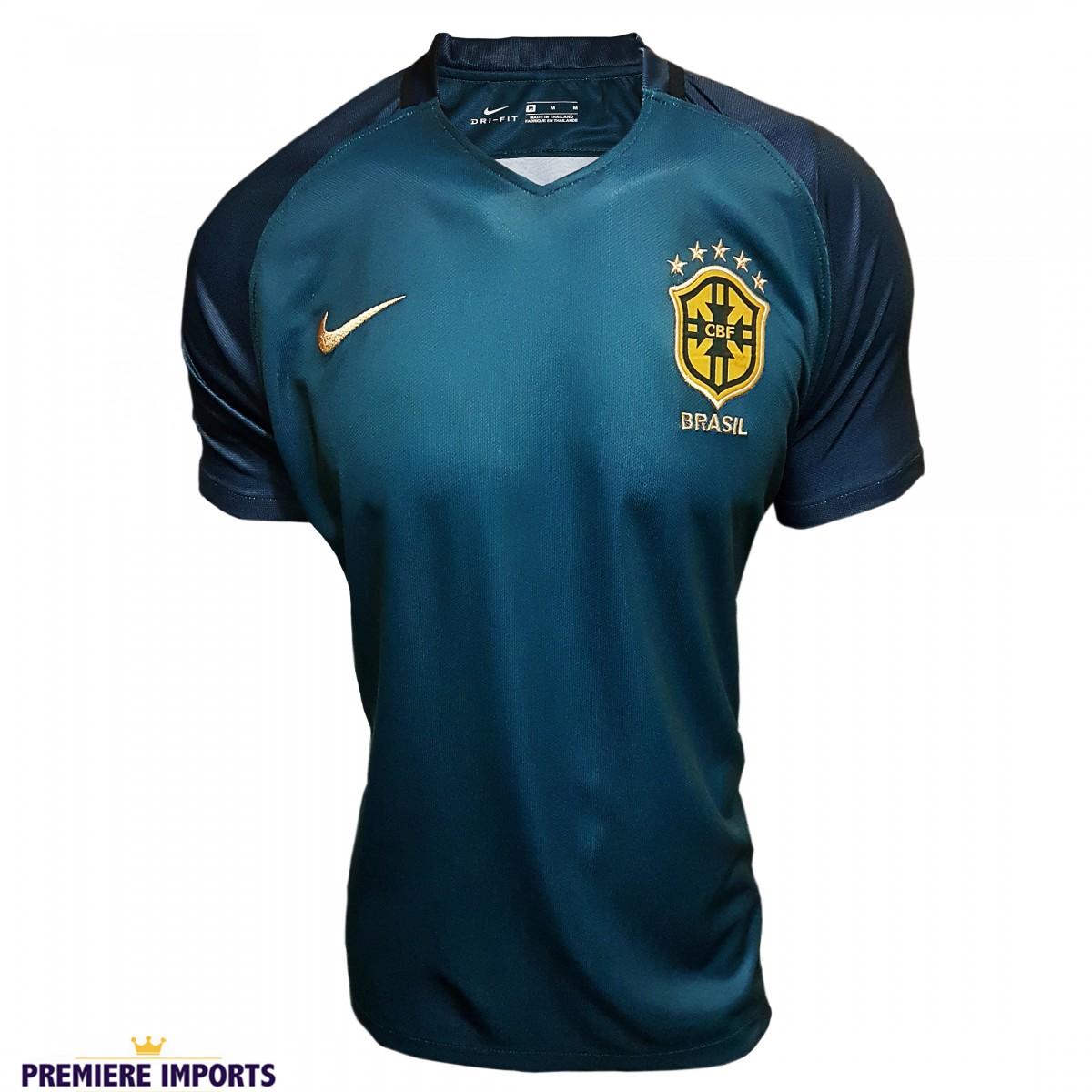 Foto 1 - Camisa Oficial Brasil Alternativa