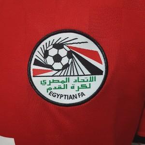 Foto4 - Camisa Oficial Egito Home Salah 10 2018