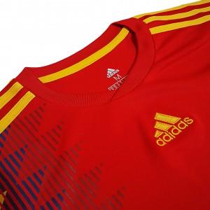 Foto2 - Camisa Oficial Espanha Home 2018