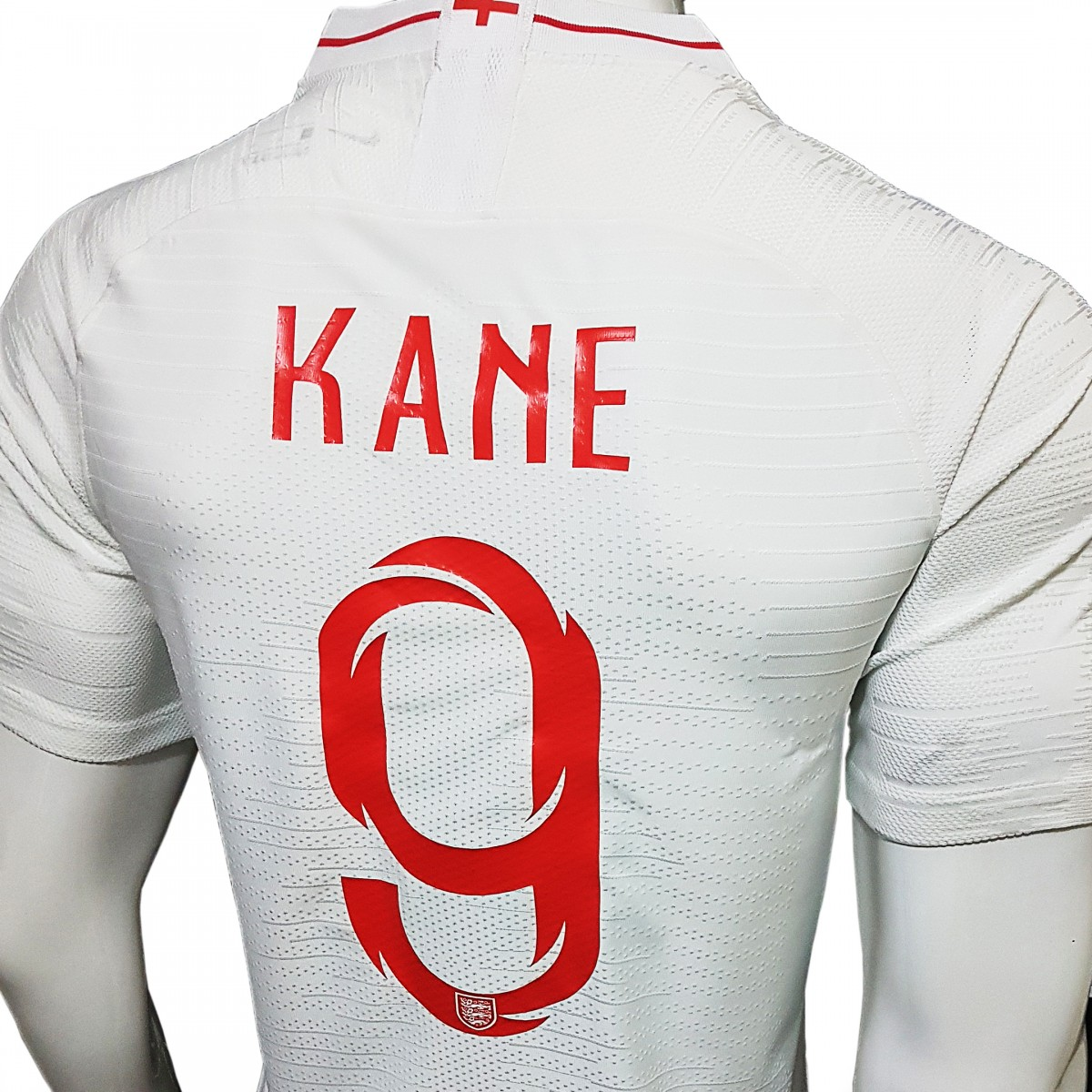 2889b6c15 Camisa Oficial Inglaterra Home 2018 - Harry Kane - M - Premiere Imports