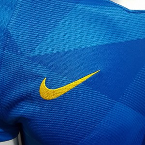 Foto4 - Camisa Oficial Brasil Away 2018