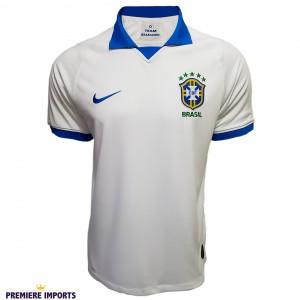 Foto1 - Camisa Oficial Nike Brasil Comemorativa 2019