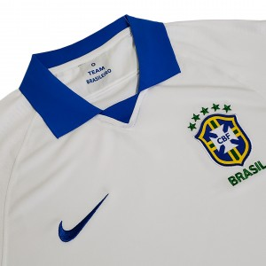 Foto2 - Camisa Oficial Nike Brasil Comemorativa 2019