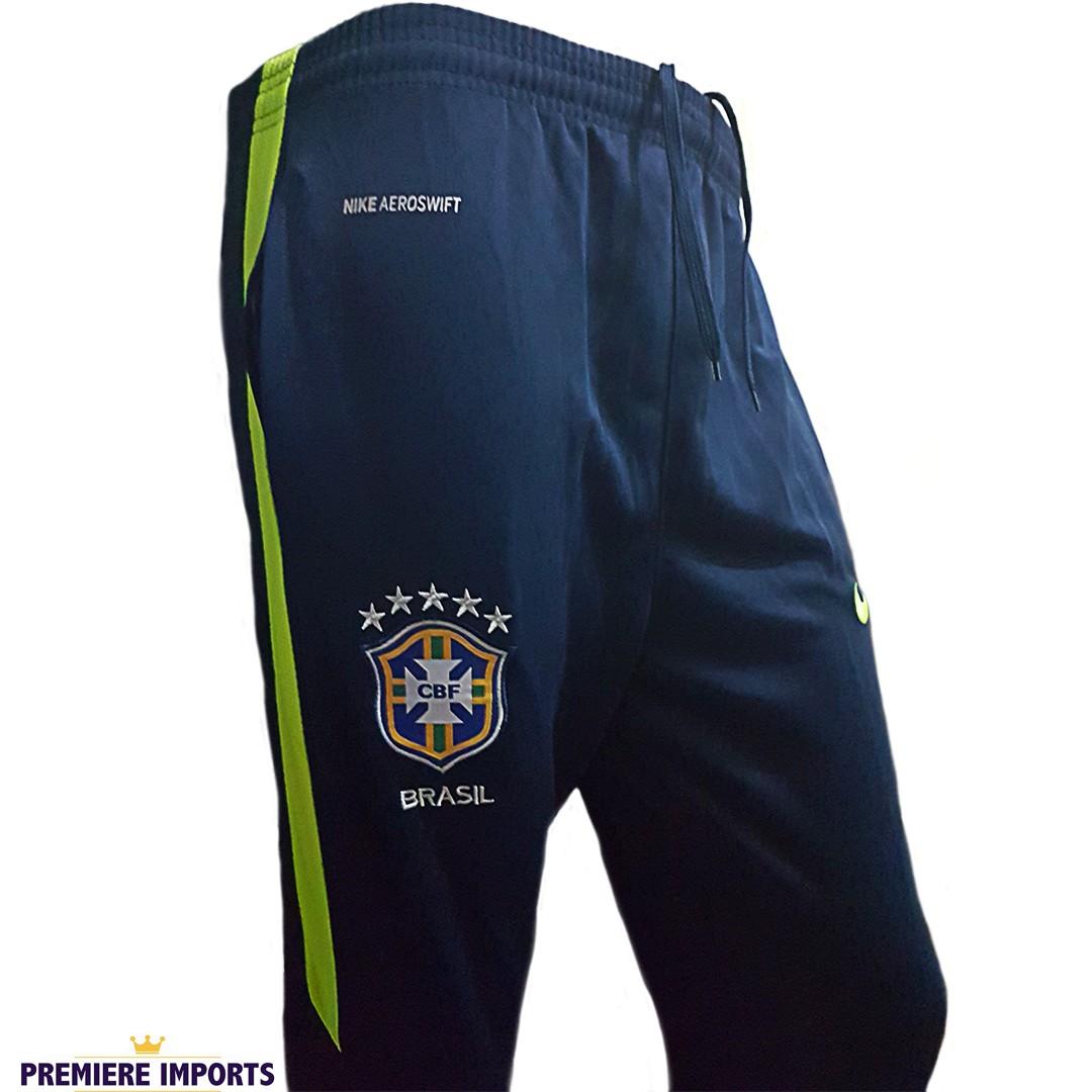 Foto9 - Conjunto Nike Agasalho de Treino Seleção Brasileira