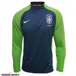 b040bd266c Conjunto Nike Agasalho de Treino Seleção Brasileira - M
