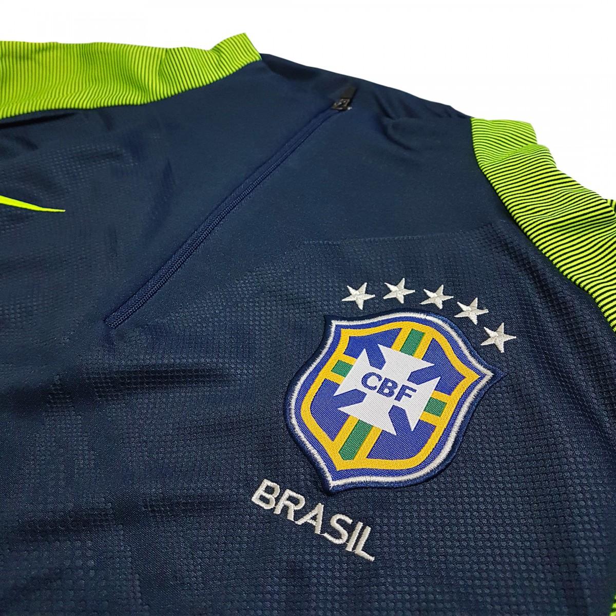Foto5 - Conjunto Nike Agasalho de Treino Seleção Brasileira
