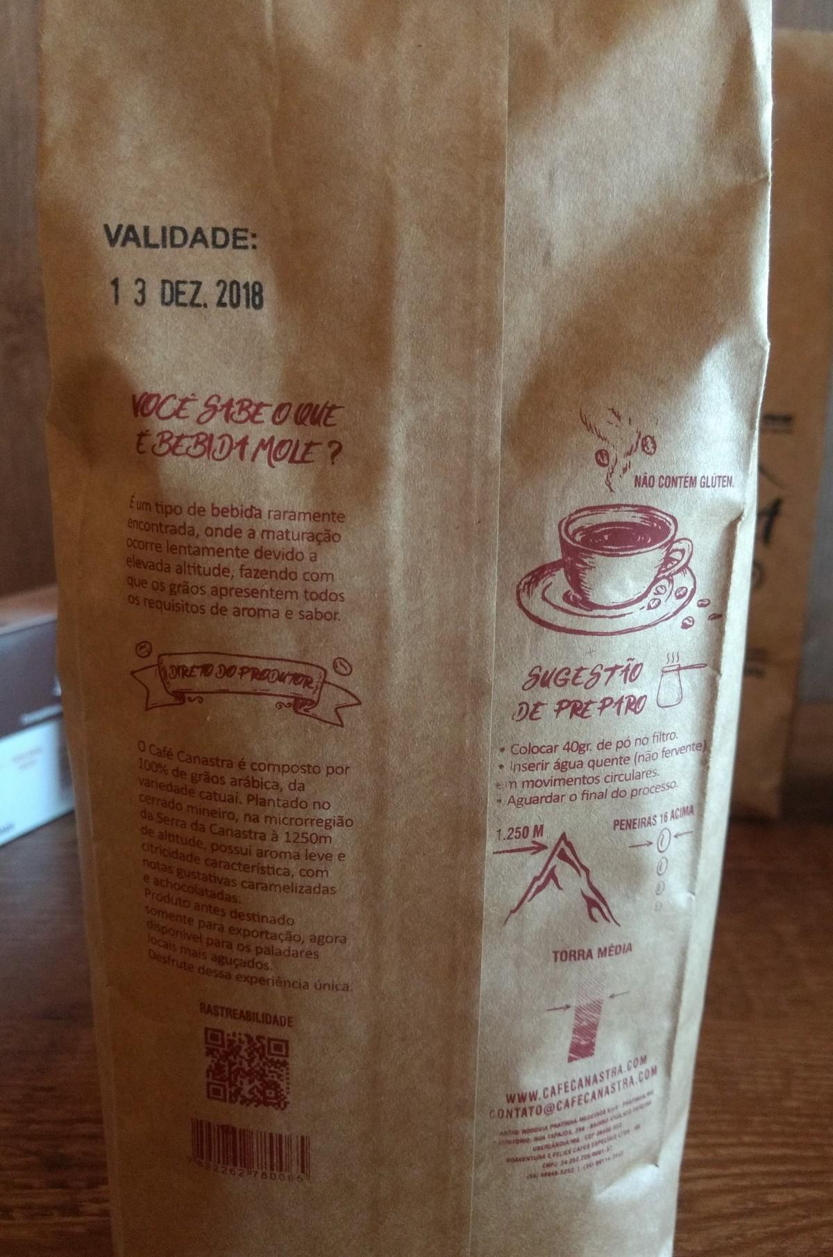Foto2 - CAFÉ CANASTRA