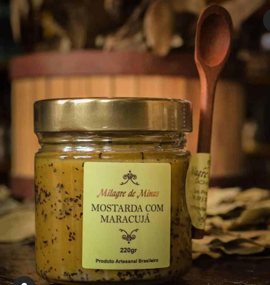 Imagem do produto MOSTARDA - MILAGRE DE MINAS