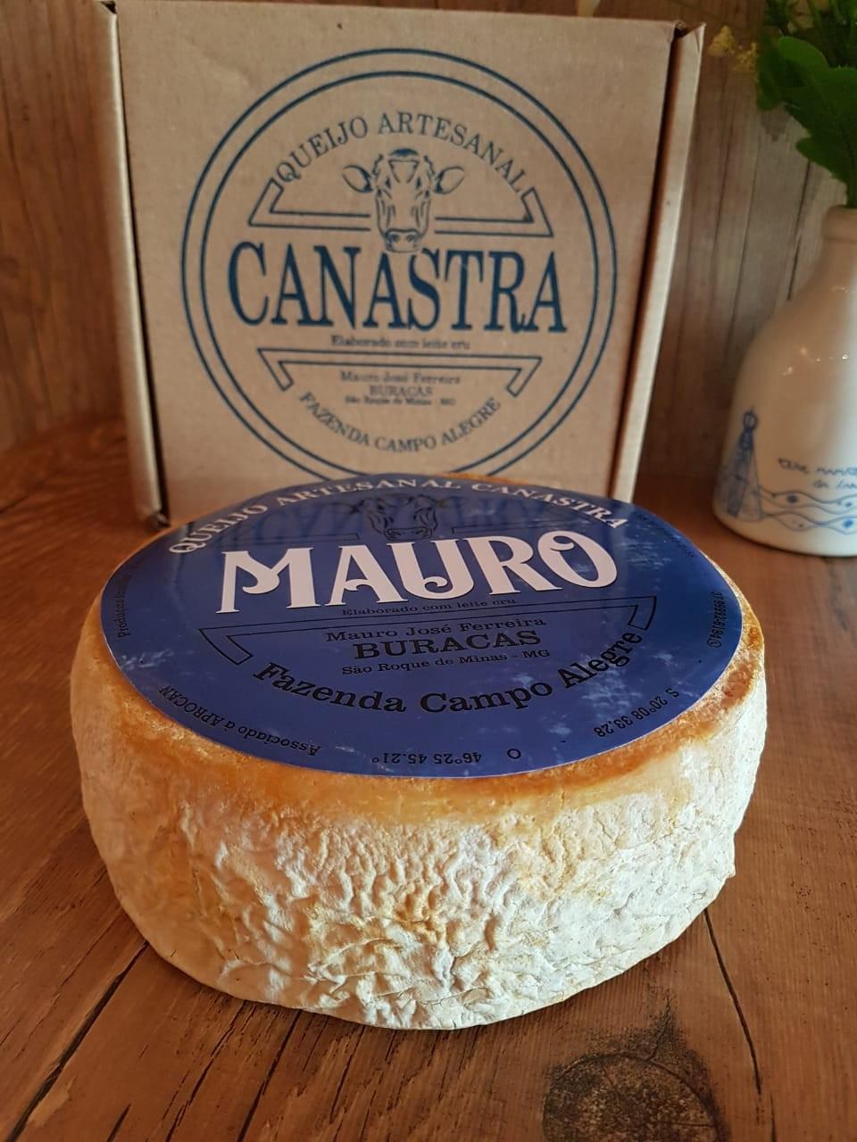 Imagem do produto Queijo Canastra Mauro