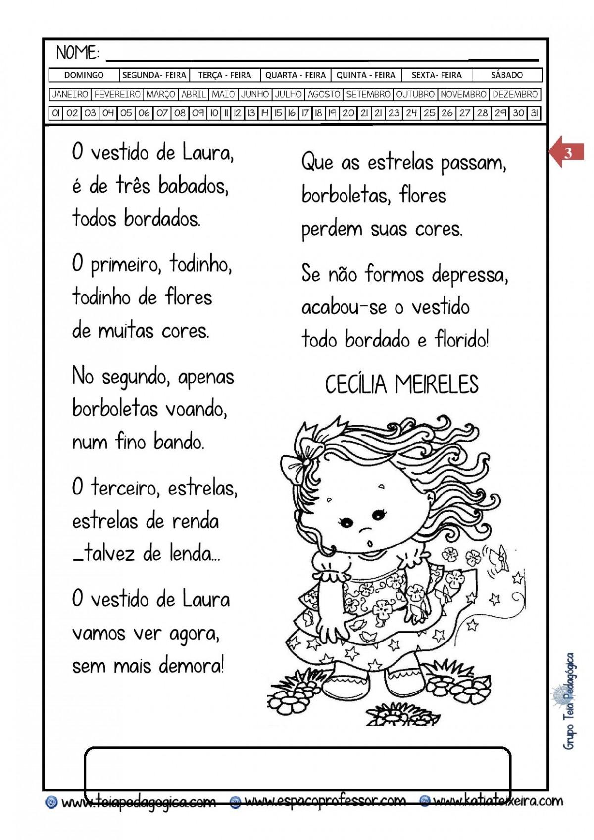 Foto2 - Caderninho BNCC O vestido de Laura 2º e 3º anos