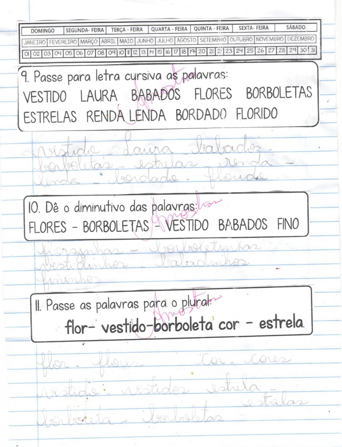 Foto7 - Caderninho BNCC O vestido de Laura 2º e 3º anos