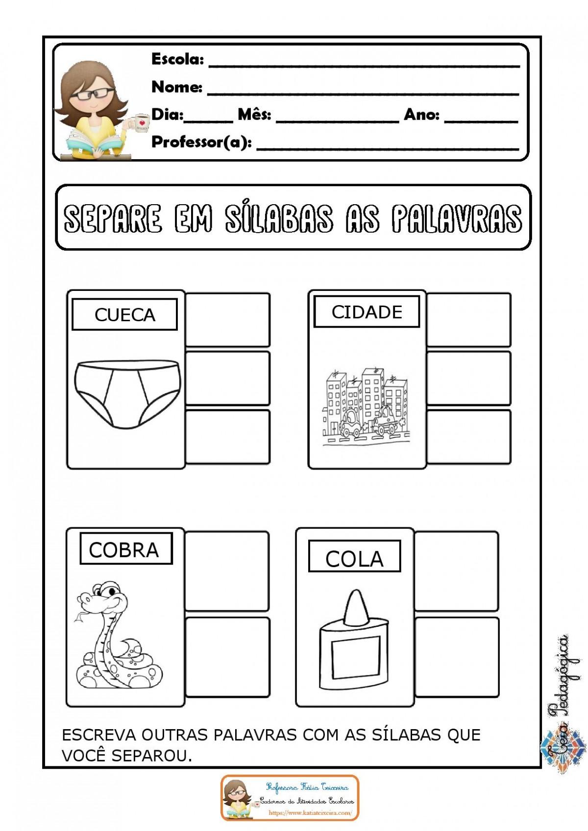 Foto3 - Caderno de Atividades Letra C