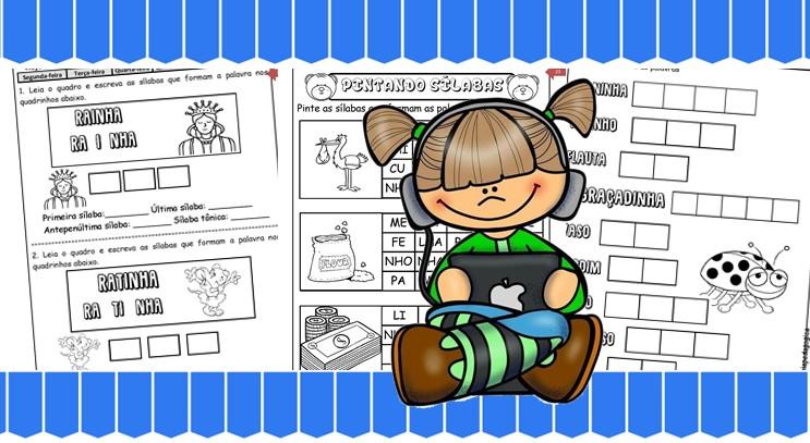 Foto2 - Caderno de Atividades NH com 38 páginas em PDF.