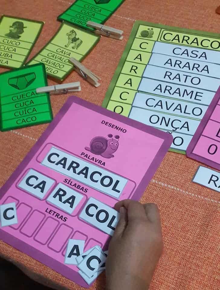 Foto5 - Jogos Letra C. Anexo caderno letra C
